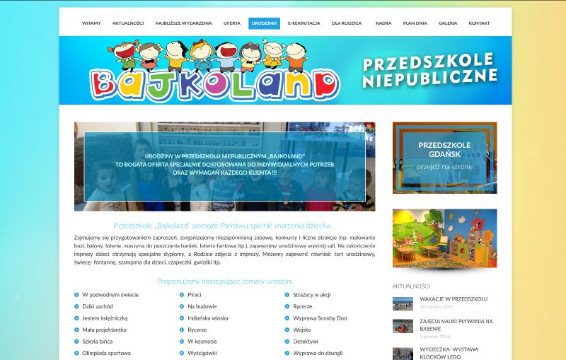 www_bajkoland-web